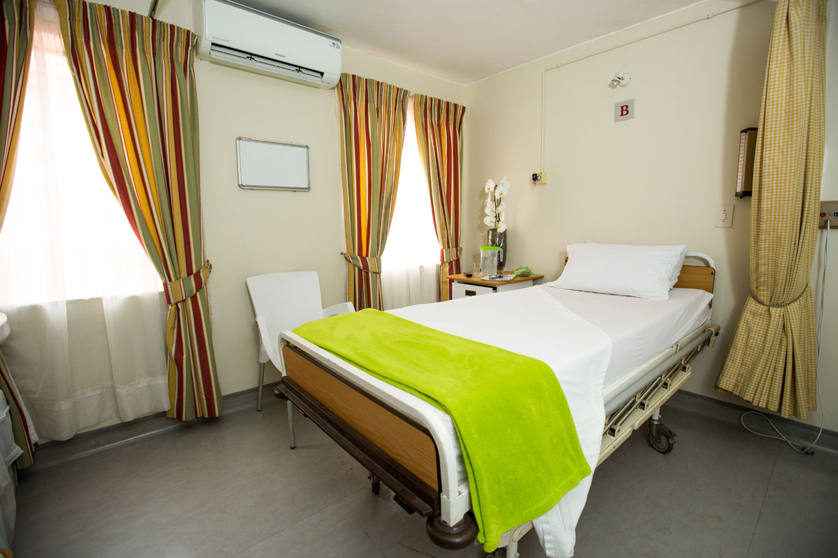 Lynnmed Single Room