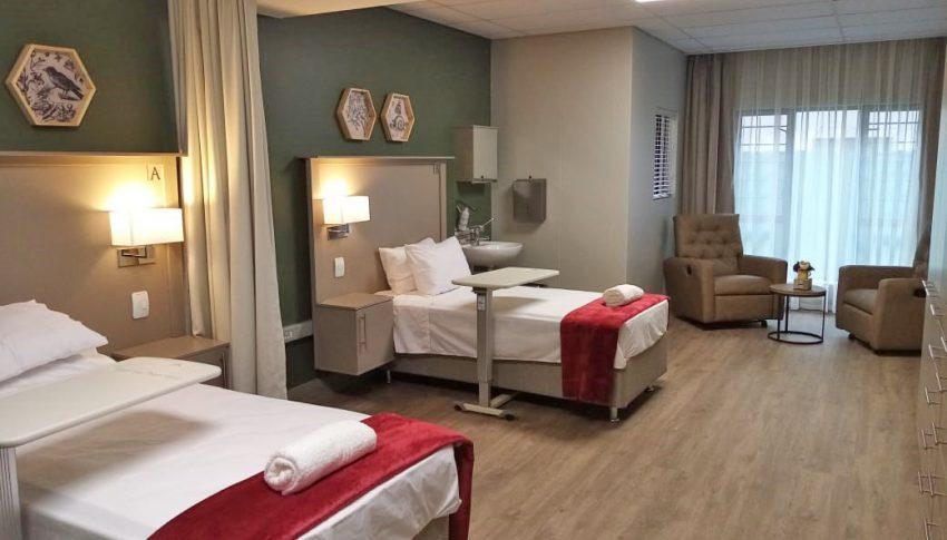 LVC Waterkloof Marina Shared Room
