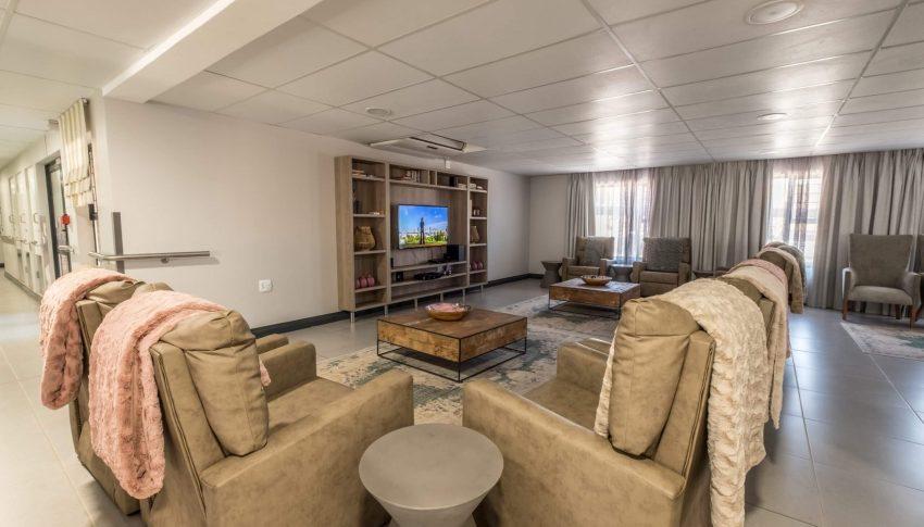 La Vie Care Northmed TV Room