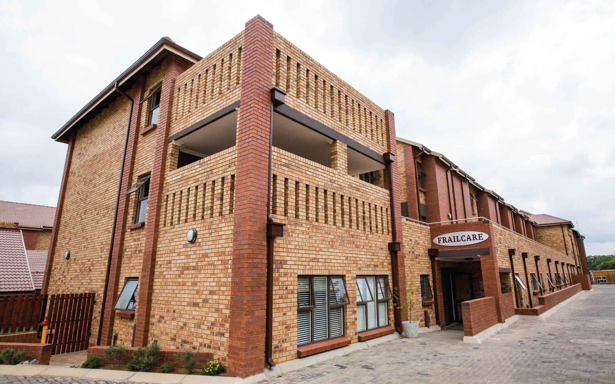 Frail Care Facilities Pretoria