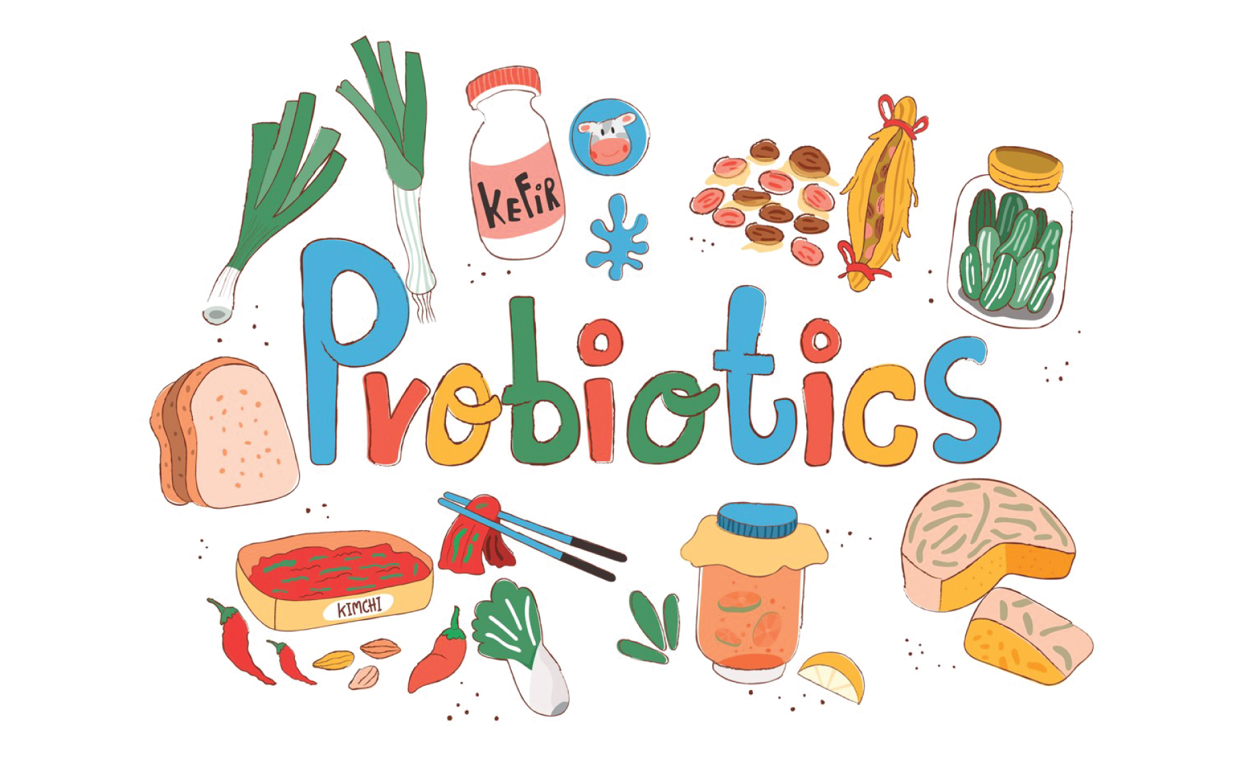 LVC Wellness Blog: Take probiotics with antibiotics